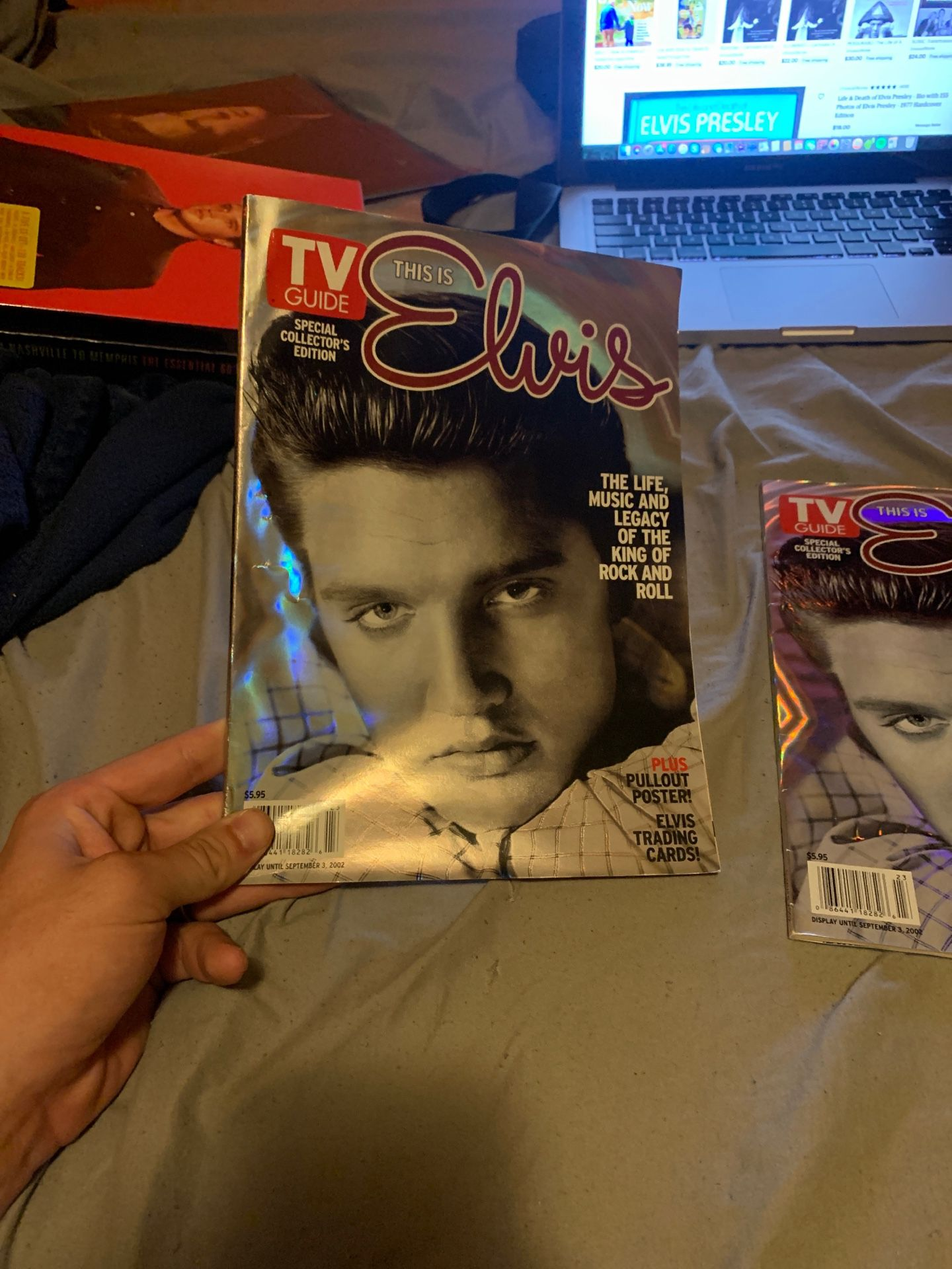 TV guide, collector edition
