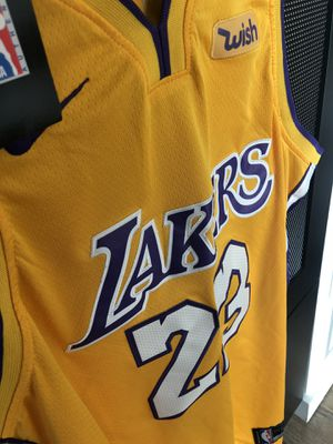 Lebron James Lakers Jersey (Gold) for Sale in Washington, DC