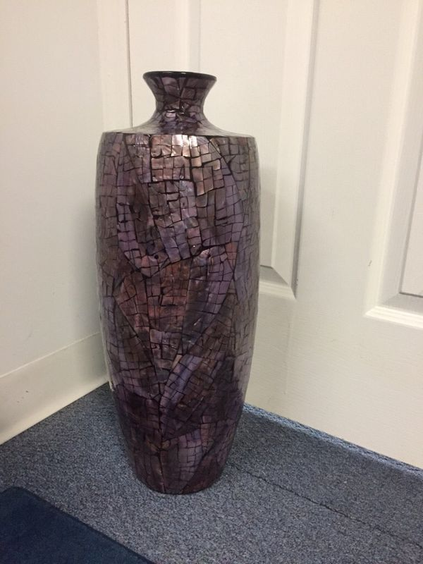 Beautiful Tall Vase For Sale In Old Bridge Township Nj Offerup
