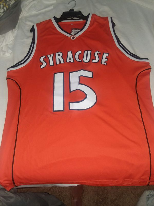 287d1a50ca7 ... low price authentic carmelo anthony syracuse jersey xl for sale in  locust nc offerup 0fca9 28fca