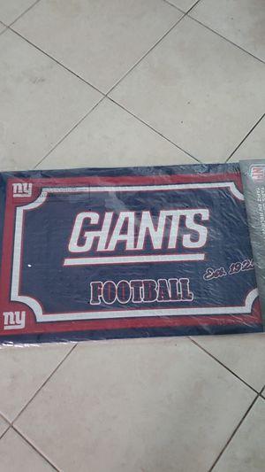 Photo New York Giants Doormat
