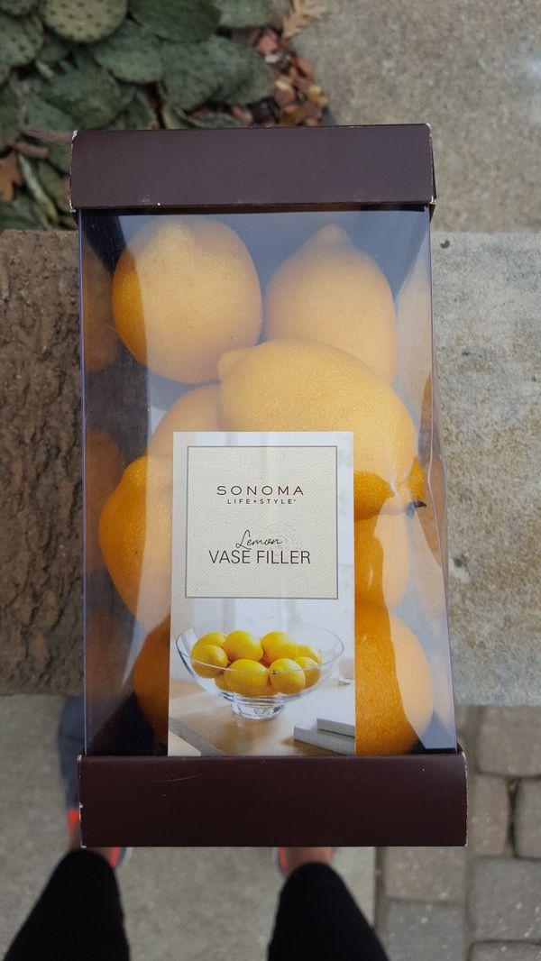 Lemon Vase Filler For Sale In Southgate Mi Offerup