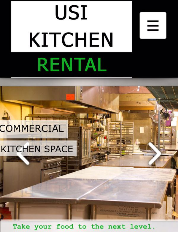 Commissary Kitchen Space for rent, reduce your production cost (West ...