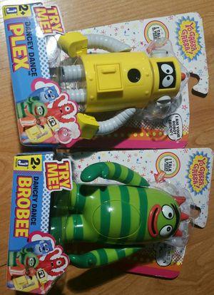 Yo Gabba Gabba Toys , Plex, Brobee for Sale in Mesa, AZ