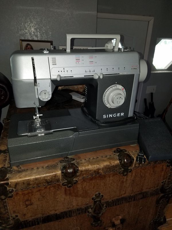 Singer Sewing Machine Model Cg40 C Commercial Used Twice For Sale Extraordinary Commercial Sewing Machines For Sale Used