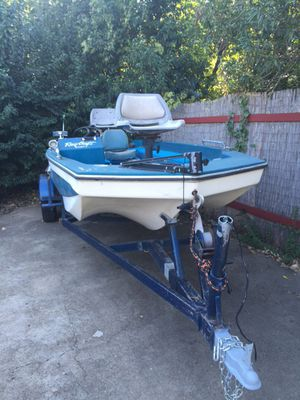 Ray-Craft boat for Sale in Dallas, TX