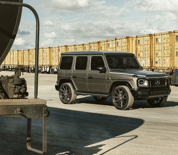 2020 MERCEDES-BENZ G550 For Sale In Tampa, FL
