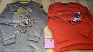 Boys, gently used tops, size 6/7 for Sale in Alexandria, VA