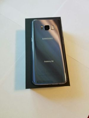 Samsung Galaxy S 8. UNLOCKED . Excellent Condition ( as like New) for Sale in Springfield, VA