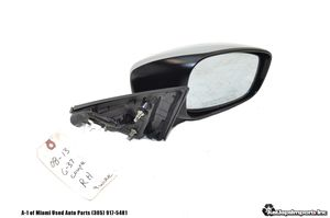 08-13 INFINITI G37 COUPE OEM RIGHT PASSENGER HEATED MEMORY DOOR MIRROR G37S G37X for Sale in Hialeah, FL