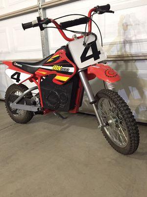 Big Electric Dirt Bike Razor MX500 Dirt Rocket for Sale in Phoenix, AZ