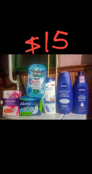 Women's personal hygiene bundle for Sale in Detroit, MI