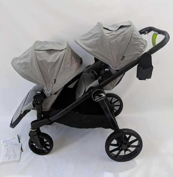 Bsby Jogger City Select Lux Double Stroller Firm Price For Sale In Glendale Ca Offerup