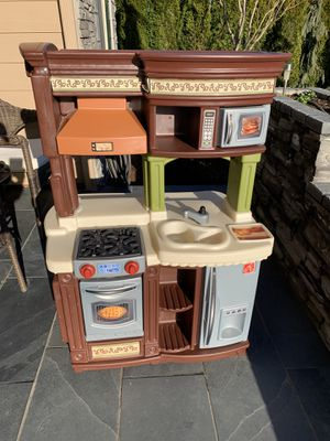 Photo Kids kitchen toy !!!
