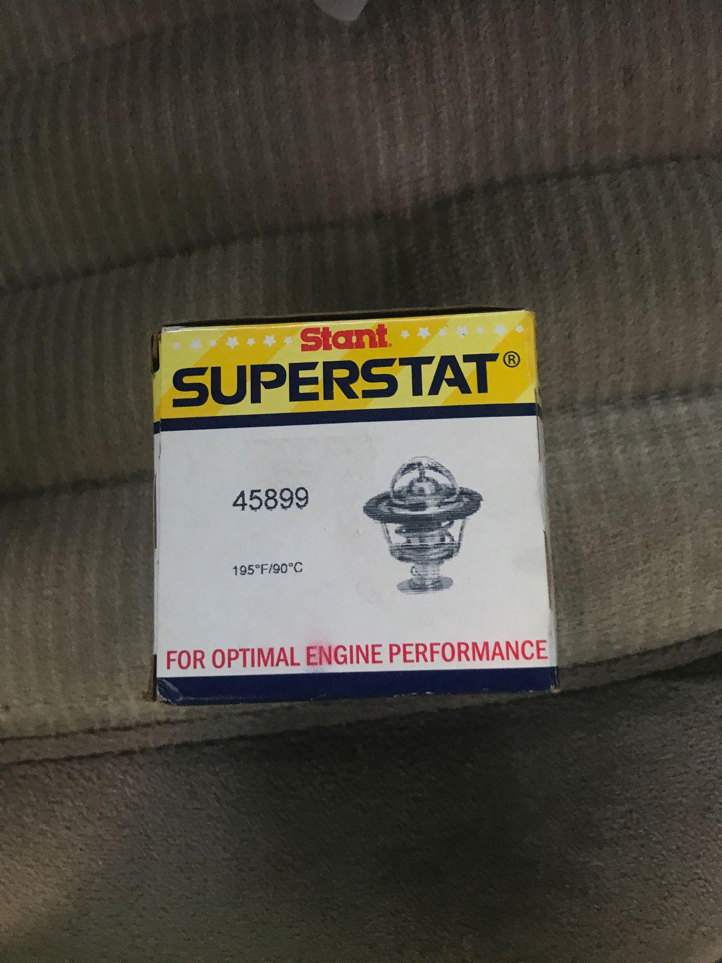 Stant superstat optimal engine performance