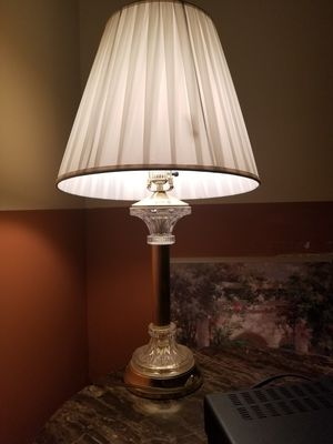 Simple, and elegant lamp. for Sale in Springfield, VA