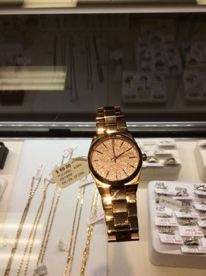 Photo Michael KORS watch rose gold @ cash America pawn South Blvd