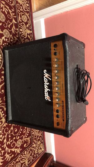 Marshall guitar amp for Sale in Sterling, VA