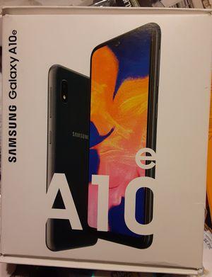 Photo Samsung Galaxy A10e--Boost Mobile. Brand New!