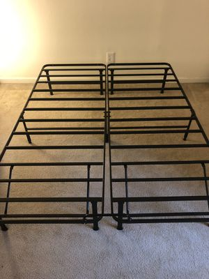 Bed frame queen size bed for Sale in Washington, DC