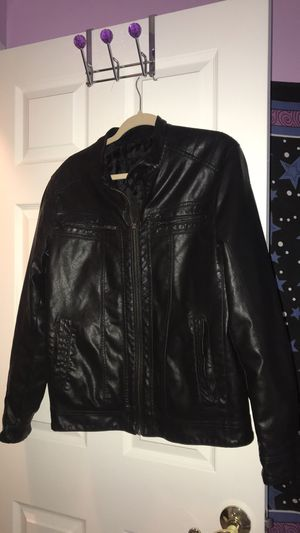 Faux Leather Jacket for Sale in Germantown, MD