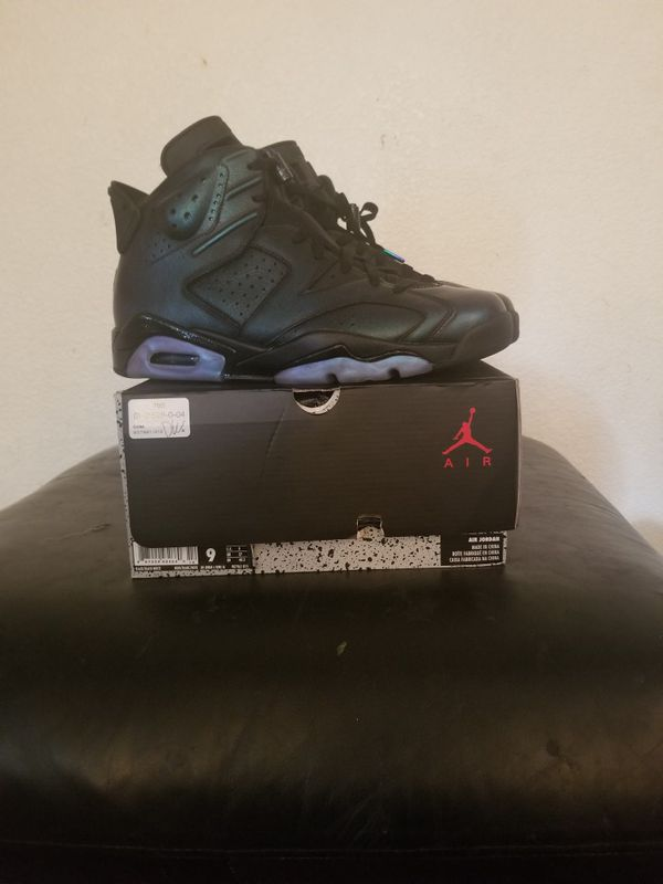 quality design 96b3a 34d70 Jordan 6 all star for Sale in Dixon, CA - OfferUp