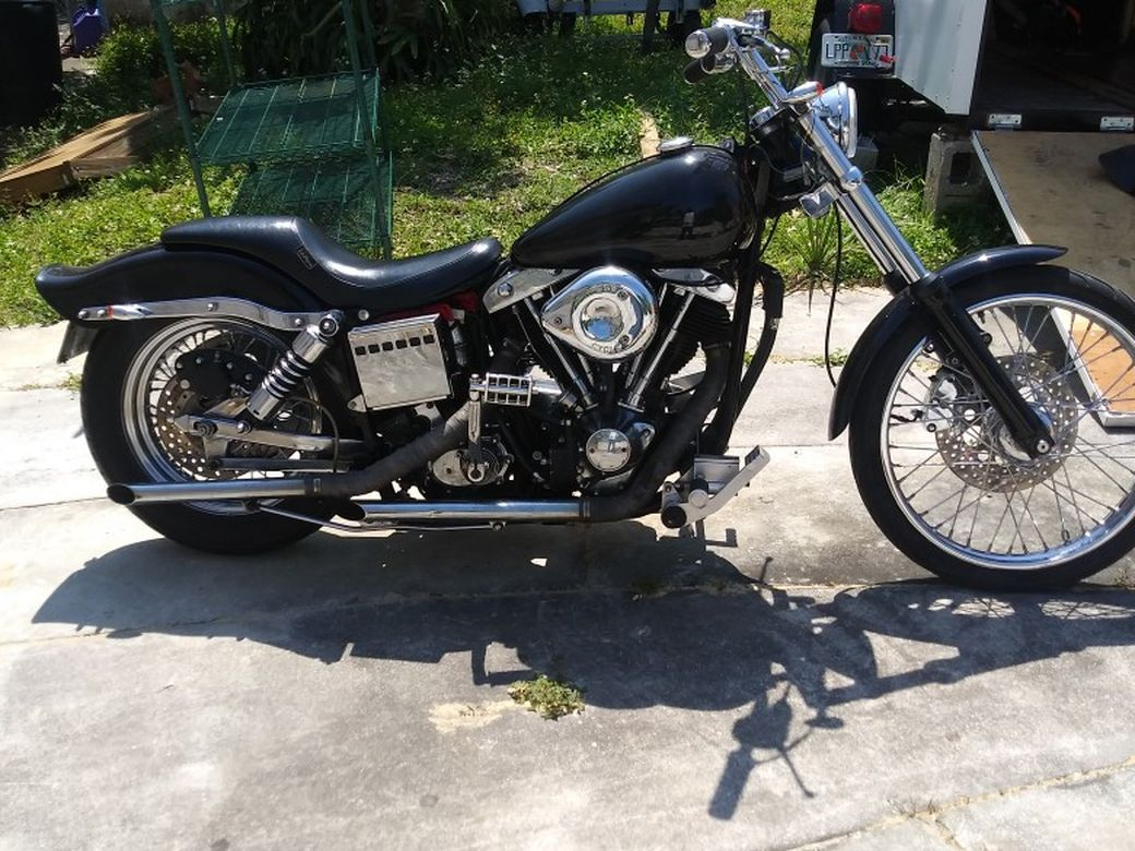 Photo Motorcycle For Sale