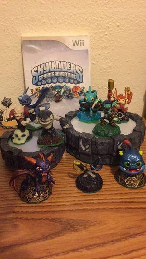 Skylanders with game for Sale in Camarillo, CA