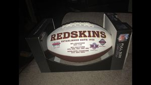 Autographed football for Sale in Washington, DC
