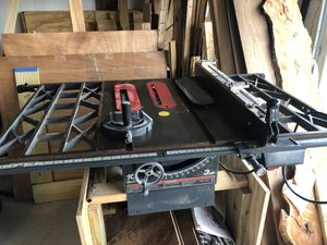 "Craftsman Contractor 10"" Table Saw for Sale in Davenport, FL"