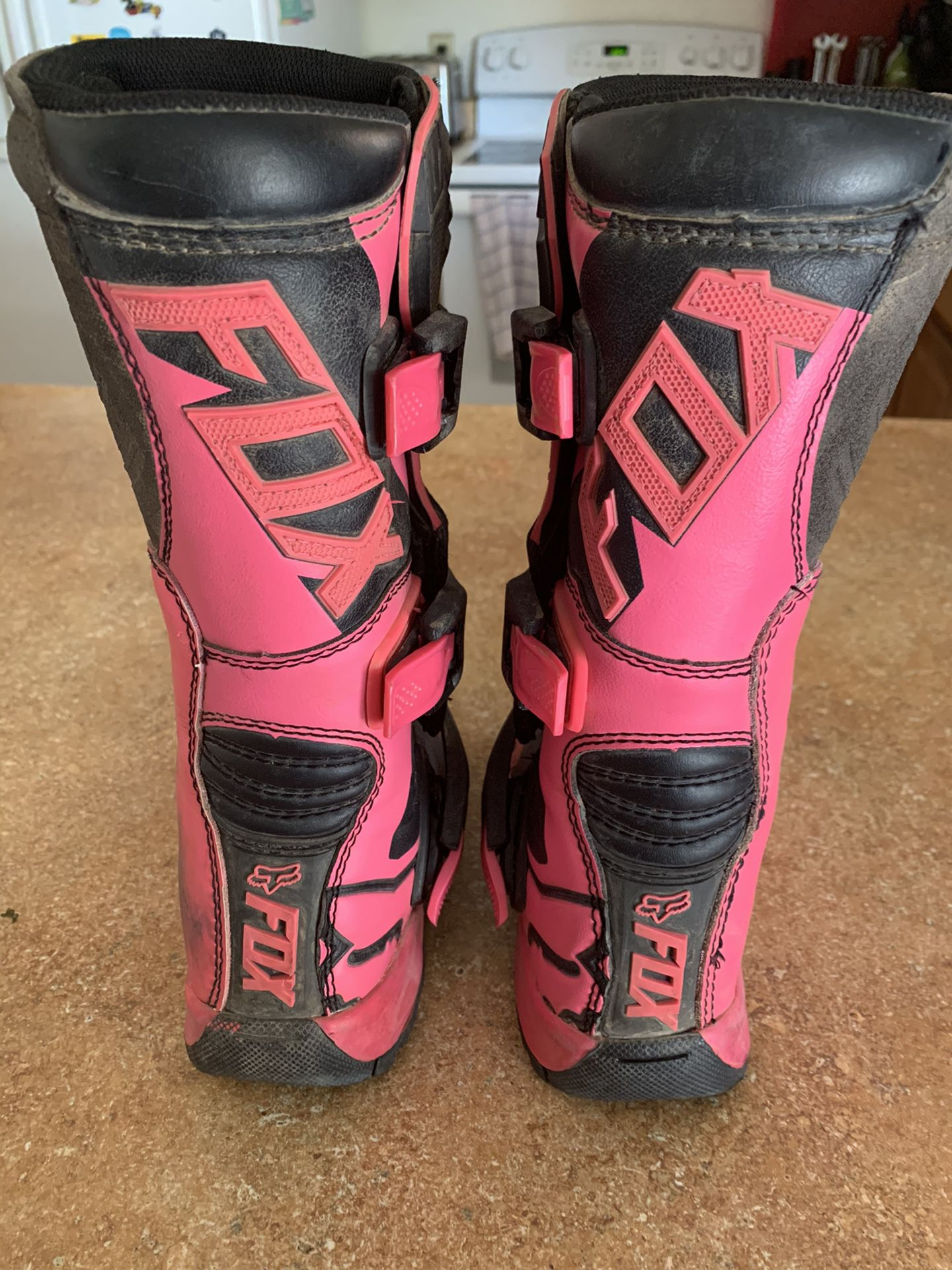 Youth FOX riding boots