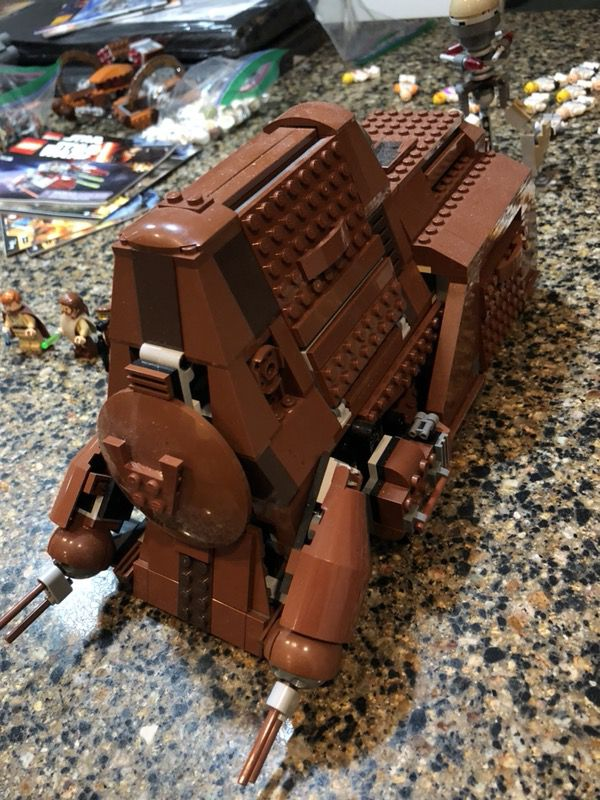 Lego Star Wars Mtt 75058 Games Toys In Troutdale Or Offerup