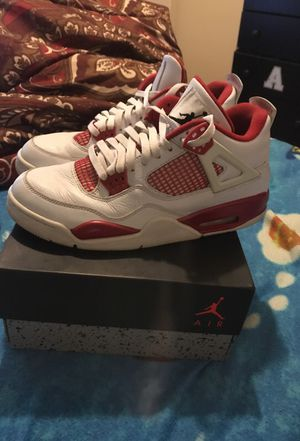 Air Jordan retro 4 size 10 for Sale in Rockville, MD