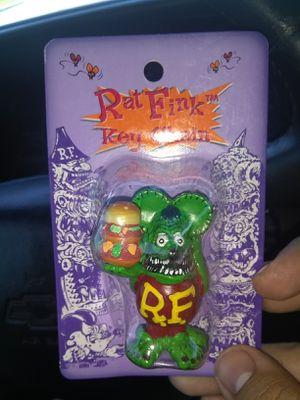 Rat fink moon eyes mooneyes ratfink keychain for Sale in Norwalk, CA