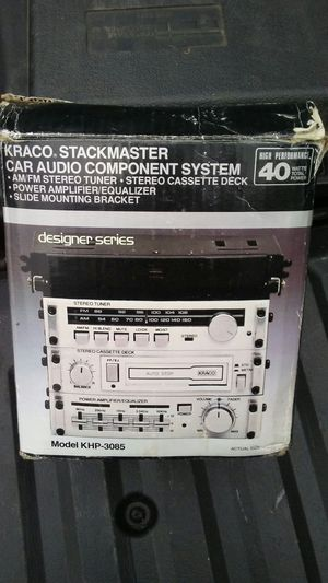 New And Used Stereo Systems For Sale In Puyallup Wa Offerup