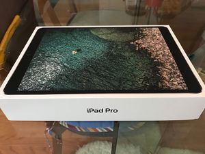 Apple - 10.5-Inch iPad Pro (Latest Model) with Wi-Fi + Cellular - 64GB - Space Gray for Sale in Reston, VA