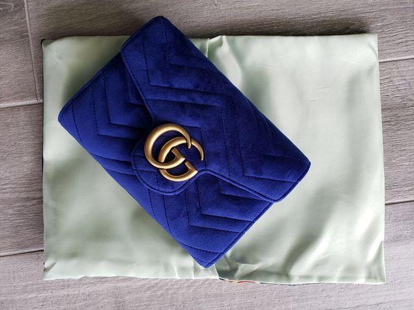 732c9588e88 Gucci Velvet Wallet for Sale in Boston