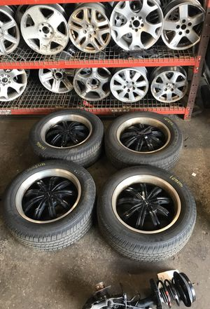 6 Lug 20 Inch Wheels for Sale in Brentwood, MD