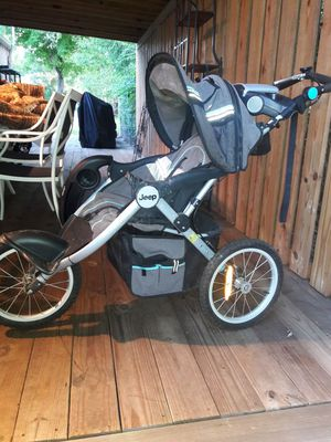 Jeep Running Stroller for Sale in Aspen Hill, MD