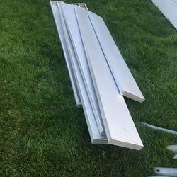 Aluminum Picnic Table Slats Thumbnail