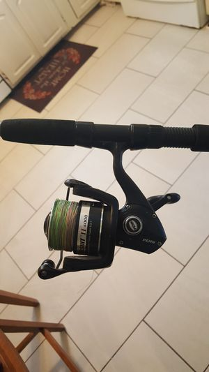 Penn fishing pole for Sale in Gaithersburg, MD