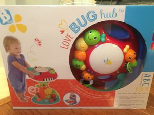 Baby Toy - Love Bug Hug by Infantino for Sale in Bristow, VA
