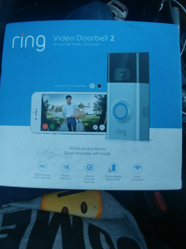 Ring Video Doorbell 2 for Sale in La Mirada, CA - OfferUp