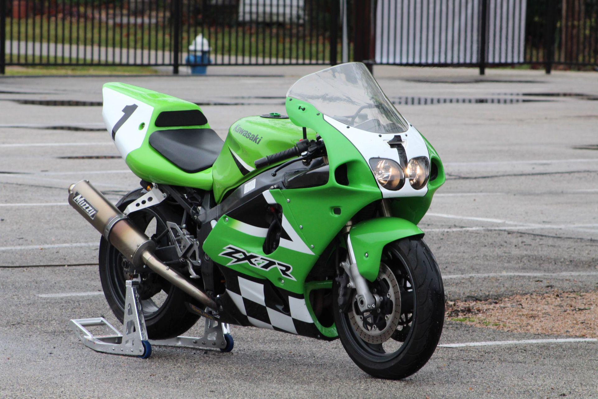 2003 Kawasaki Zx7R
