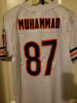 Muhsin Muhammad Chicago Bears Jersey Thumbnail
