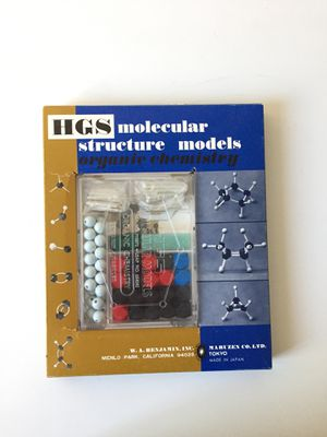 Organic chemistry structure model for Sale in San Francisco, CA