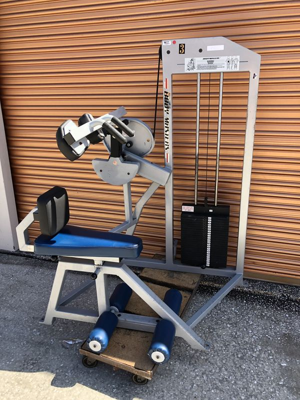Body Masters Commercial Abdominal Crunch for Sale in Davenport, FL - OfferUp
