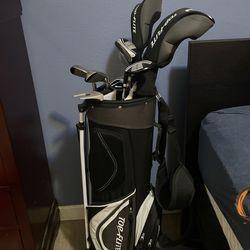 Left Handed Golf Clubs Thumbnail