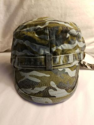 Women's Brand NEW Blue Camouflage Cap for Sale in Bowie, MD