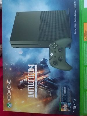 xbox one battlefield edition 1tb for Sale in Dillon, CO